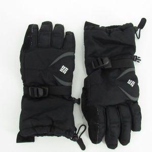 Columbia Black Winter Gloves Women's M